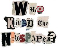 ¿Quién mató al periódico?