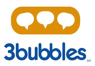 Logotipo de 3bubbles