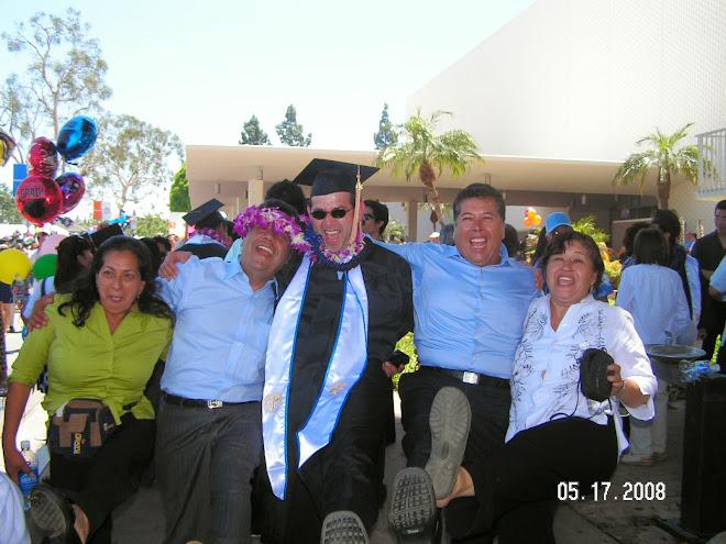 Jesus' Graduation - La graduacion de Jesus