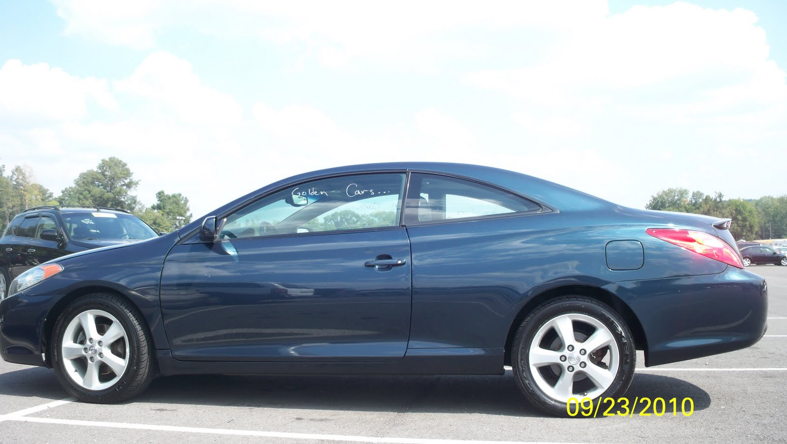 hight resolution of 2004 toyota solara blue