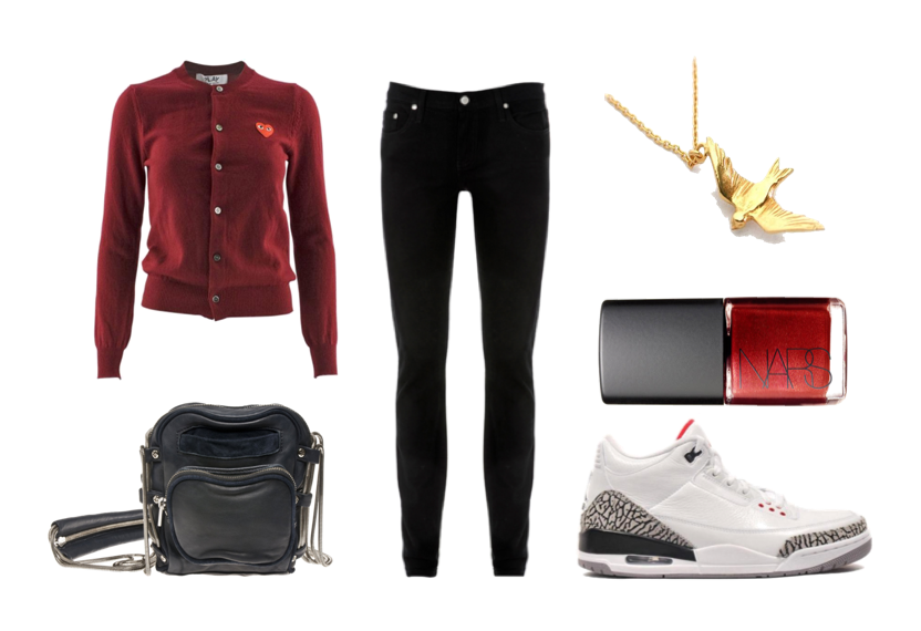 tumblr outfits for girls with jordan s