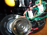Furby Speaker Replacement Internals
