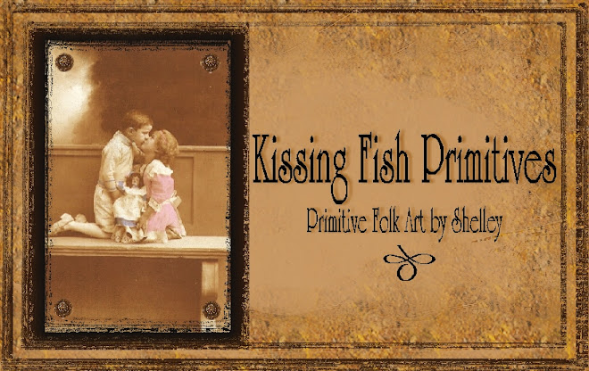 Kissing Fish Primitives