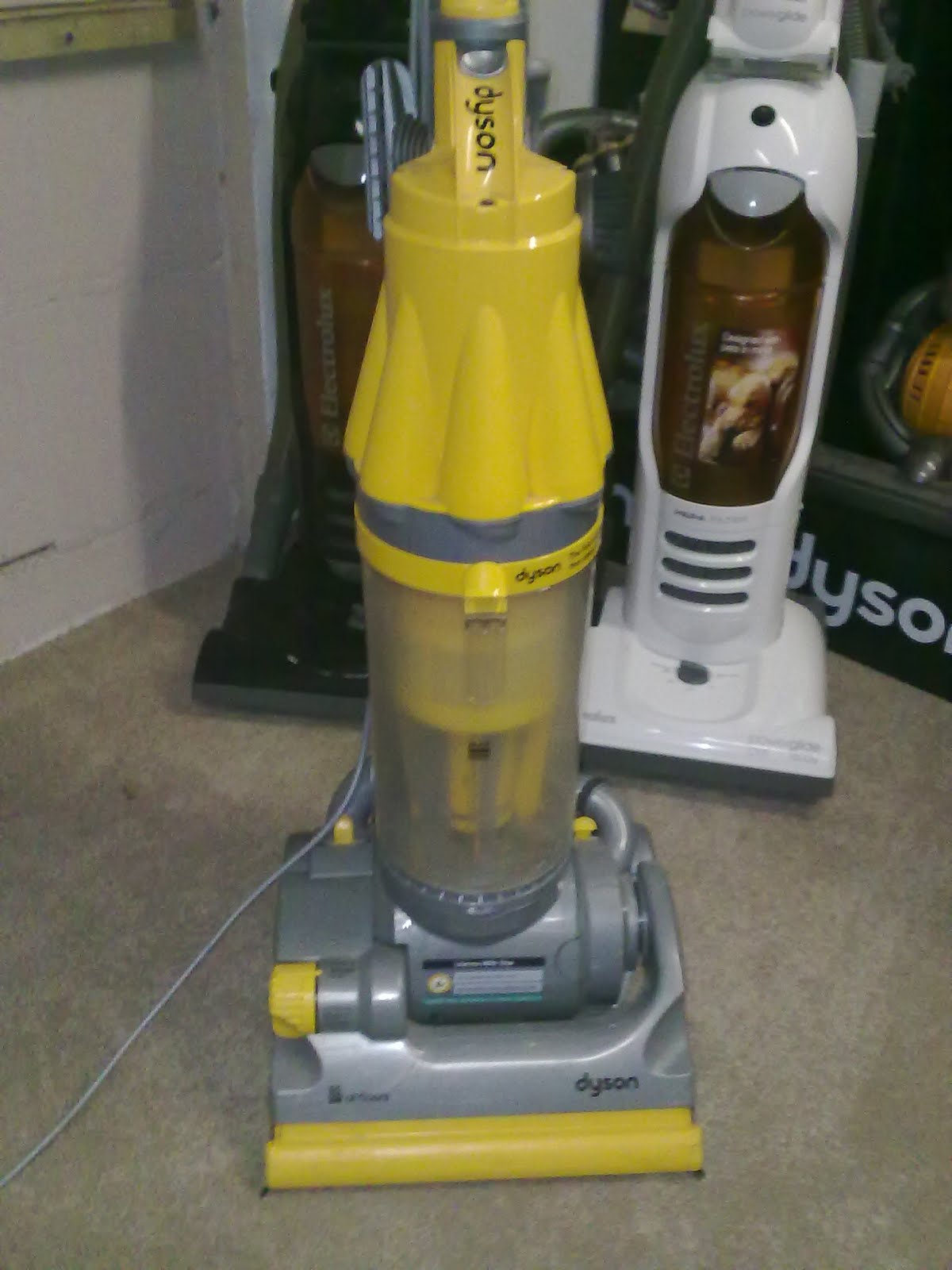 Vacuum Cleaners By Gareth Usa Amp Uk Dyson Dc07 S