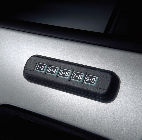 Locate Find Ford Keyless Entry Keypad Instructions