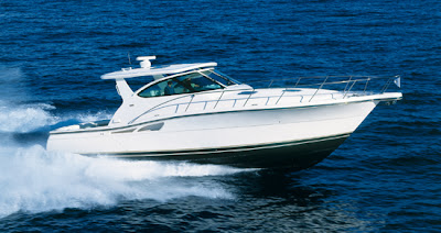 YACHTS FOR LUXURY: TIARA YACHT 4200 OPEN