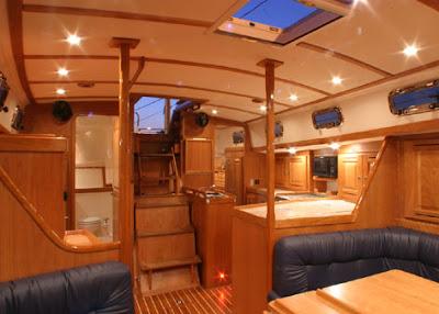 Yachts For Luxury Tartan Yacht 4100
