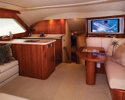 RAMPAGE Yacht 45 Convertible