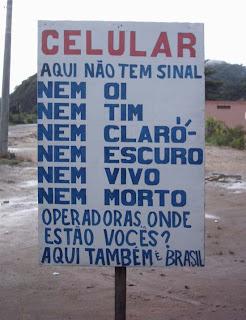 celular0201 Telefonia Celular   Isso é Brasil!!!