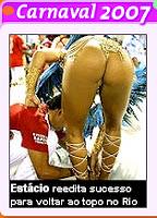 Bunda É carnaval... na redação do Terra!!!