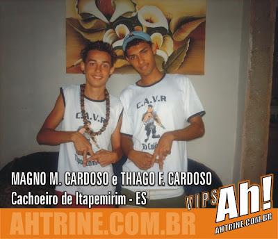 Magno+Martins+Cardoso+e+Thiago+Ferreira+Cardoso+ +Cachoeiro+de+Itapemirim+ +ES