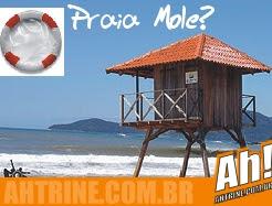 praia+mole O caso dos salva vidas em SC