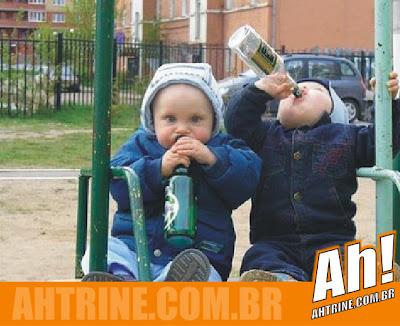 bebes+bebuns Filhos dos amigos