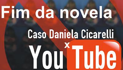 Casocica Cicarelli perde ação contra You Tube!