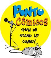 Ponto+comicos Dica quente pra quem está no RJ!!!