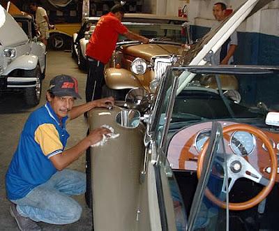 Maxuel na Tony-Car