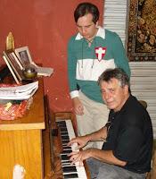 Piano e boa música