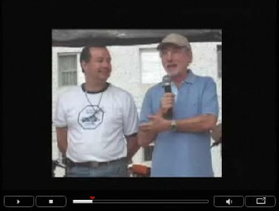 Walter Arruda e Percival Lafer