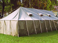 REFUGEE TENT (Capacity : 37 - 45 person)