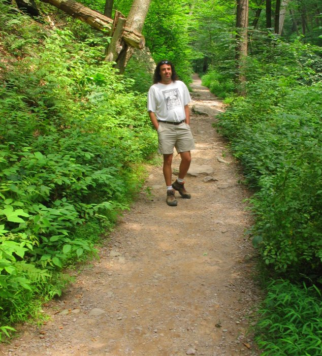 Peaceful Places In Nj: Margy's Musings: Appalachian Mountains And Trail