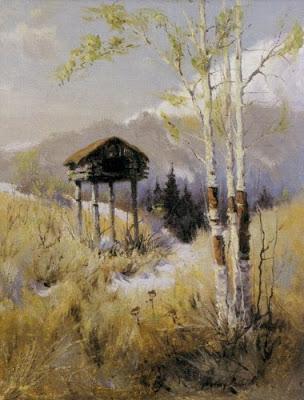 Margy S Musings Sidney Mortimer Lawrence Alaskan Artist