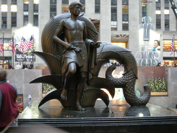 Margy' Musings York City Sculptures