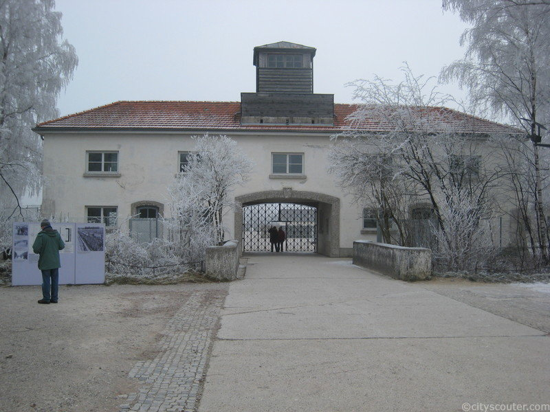 Margys Musings Dachau Concentration Camp