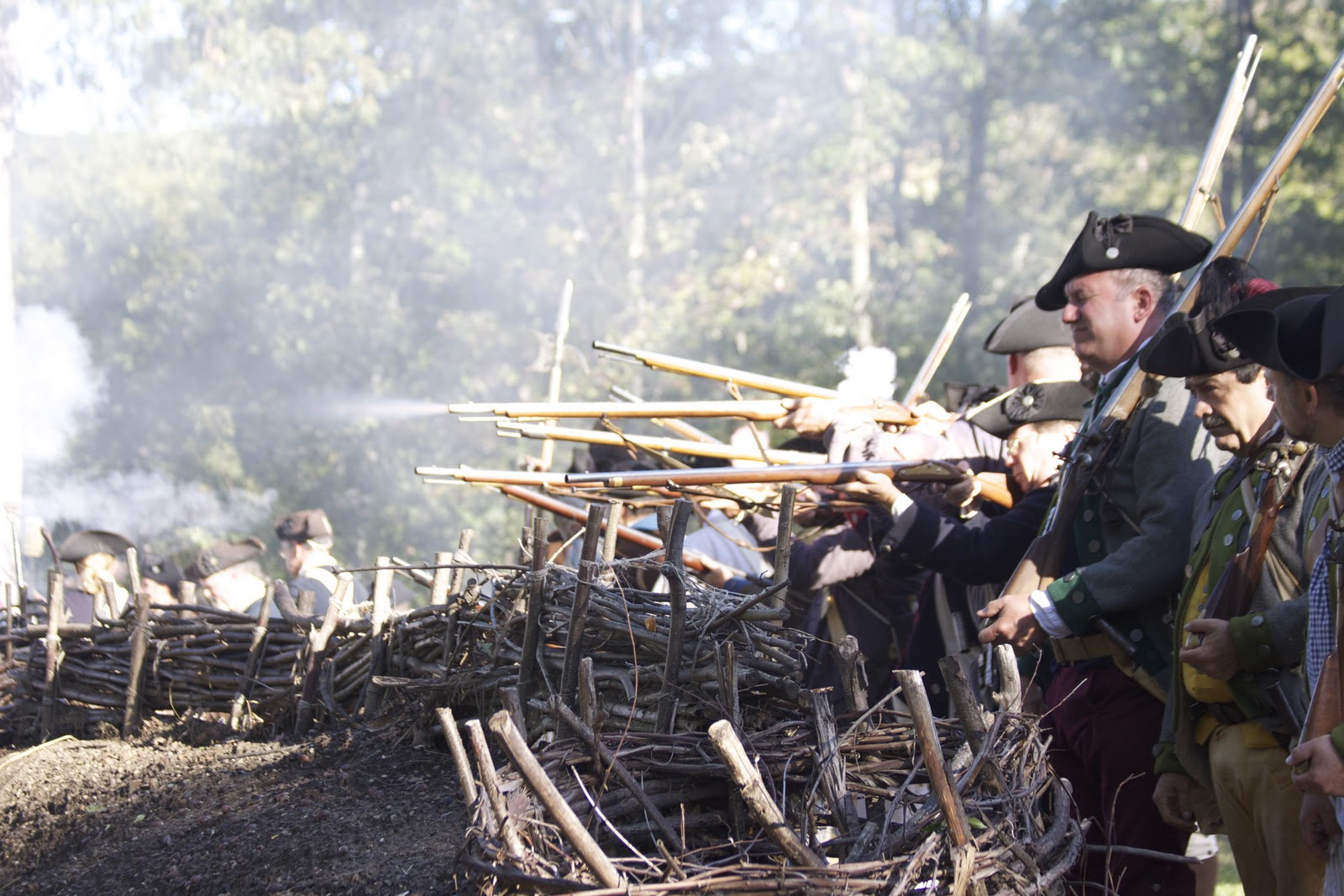 Turning Points In History The Battle Of Forts Montgomery
