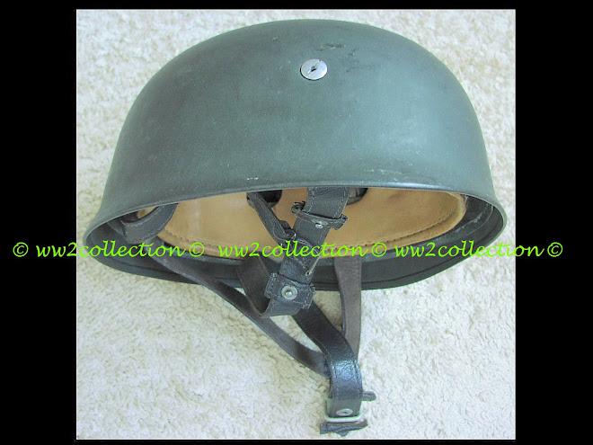 Different shapes of original FJ helmets | FJ Reenactors
