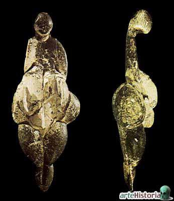 Venus de Lespugue - ArteHistoria