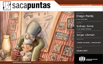 Revista Sacapuntas