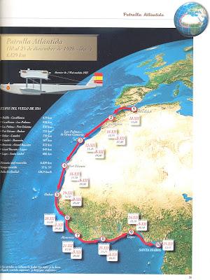 Patrulla Atlántica: de Lagos a Santa Isabel 2ª