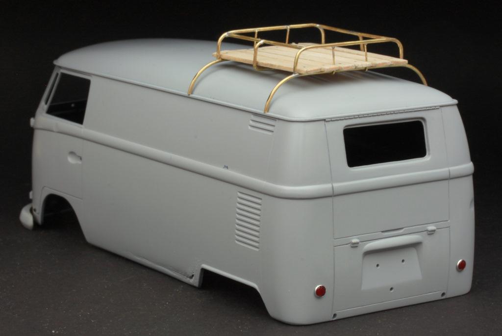 Master Models: VW van- roof rack