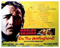 on the waterfront conscience essays