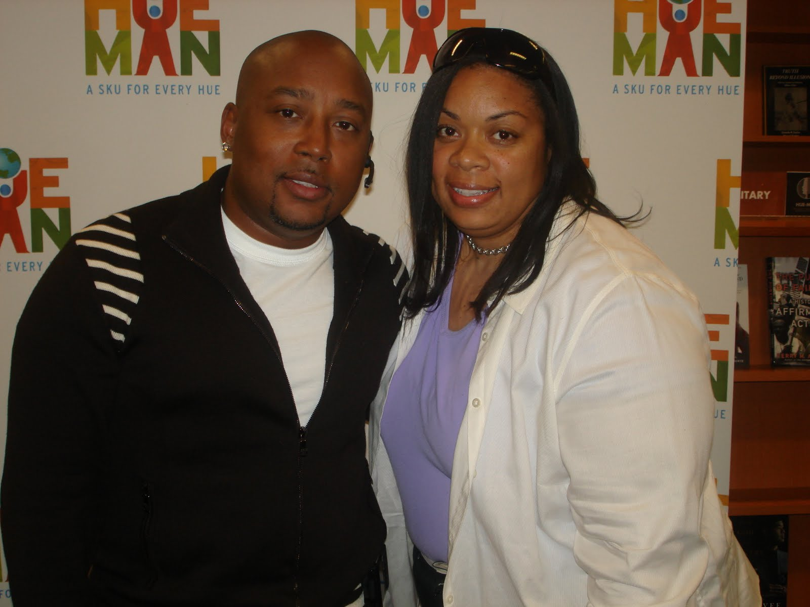 Meeting Fubu Ceo Daymond John Young Faces Smiling
