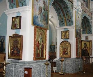 Свято михайловский собор мозырь. Кафедральный собор святого архангела михаила