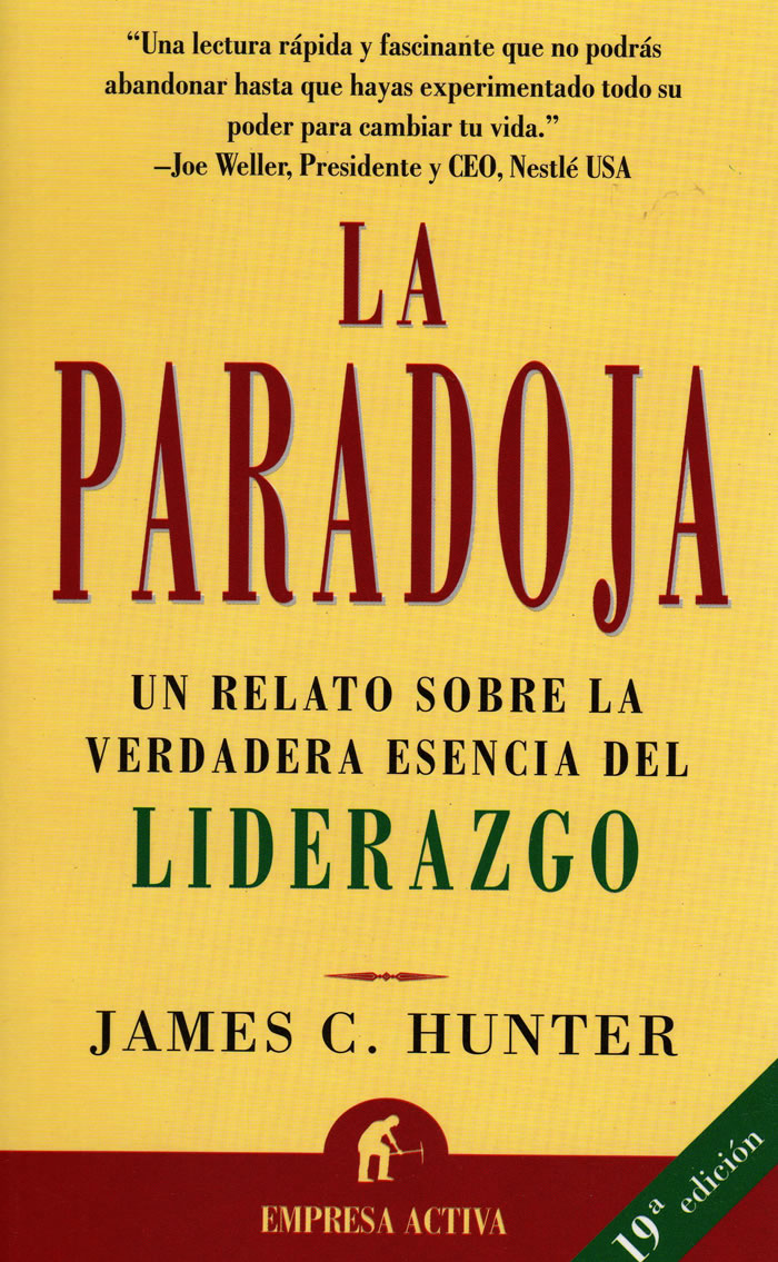 """La Paradoja"", de James Hunter"