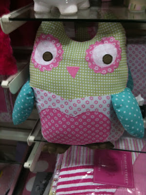 Cute Hoots What I Found At Home Goods Last Weekend