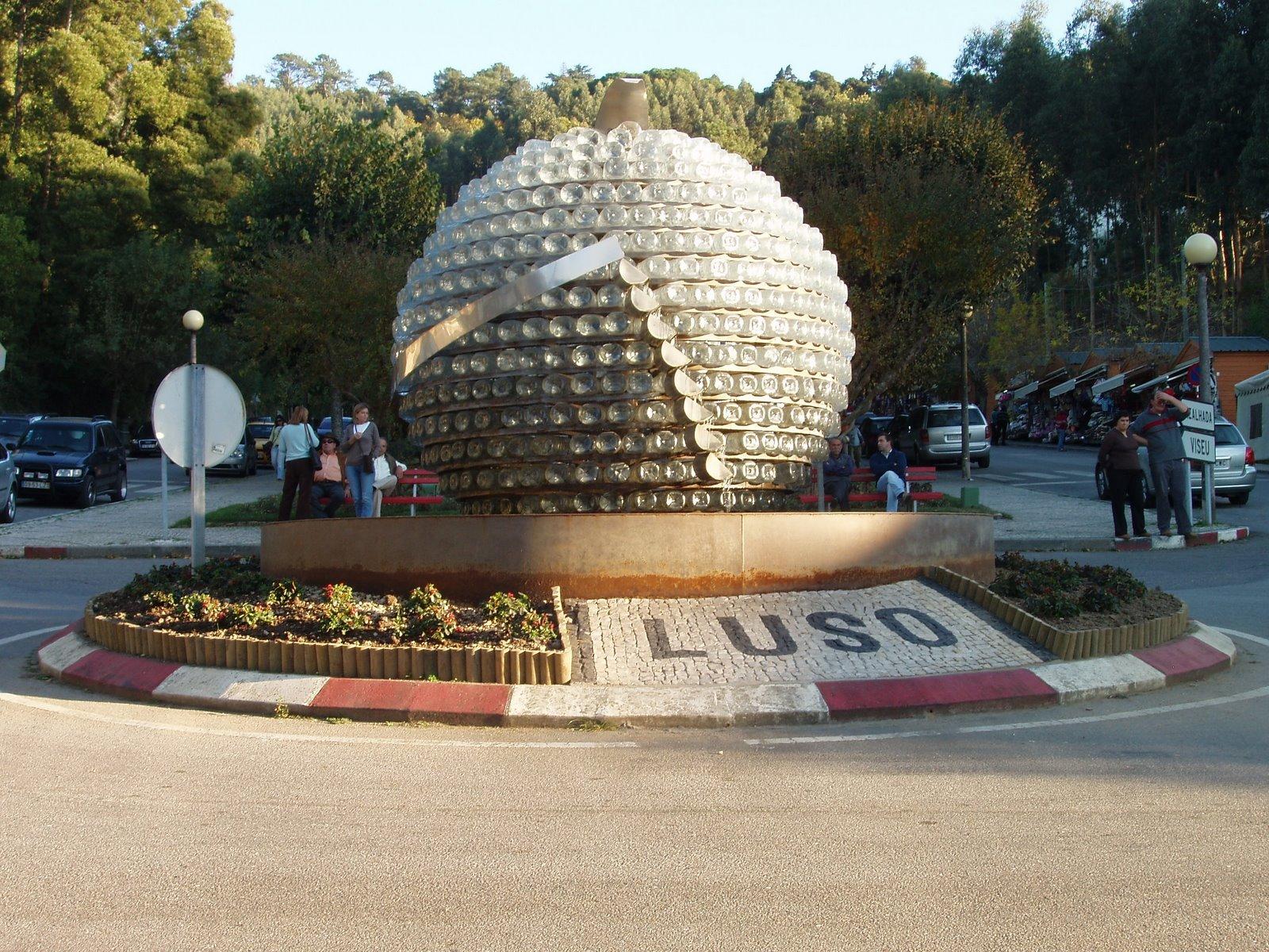 Luso Portugal  city images : rodasnastrada: Passagem pelas Termas do Luso Portugal, em 03.11.2007