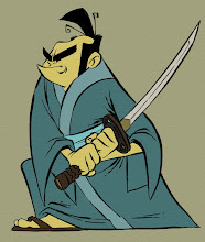 Samurai four...