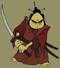 Samurai five..