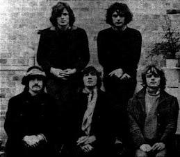 Pink Floyd (os cinco)