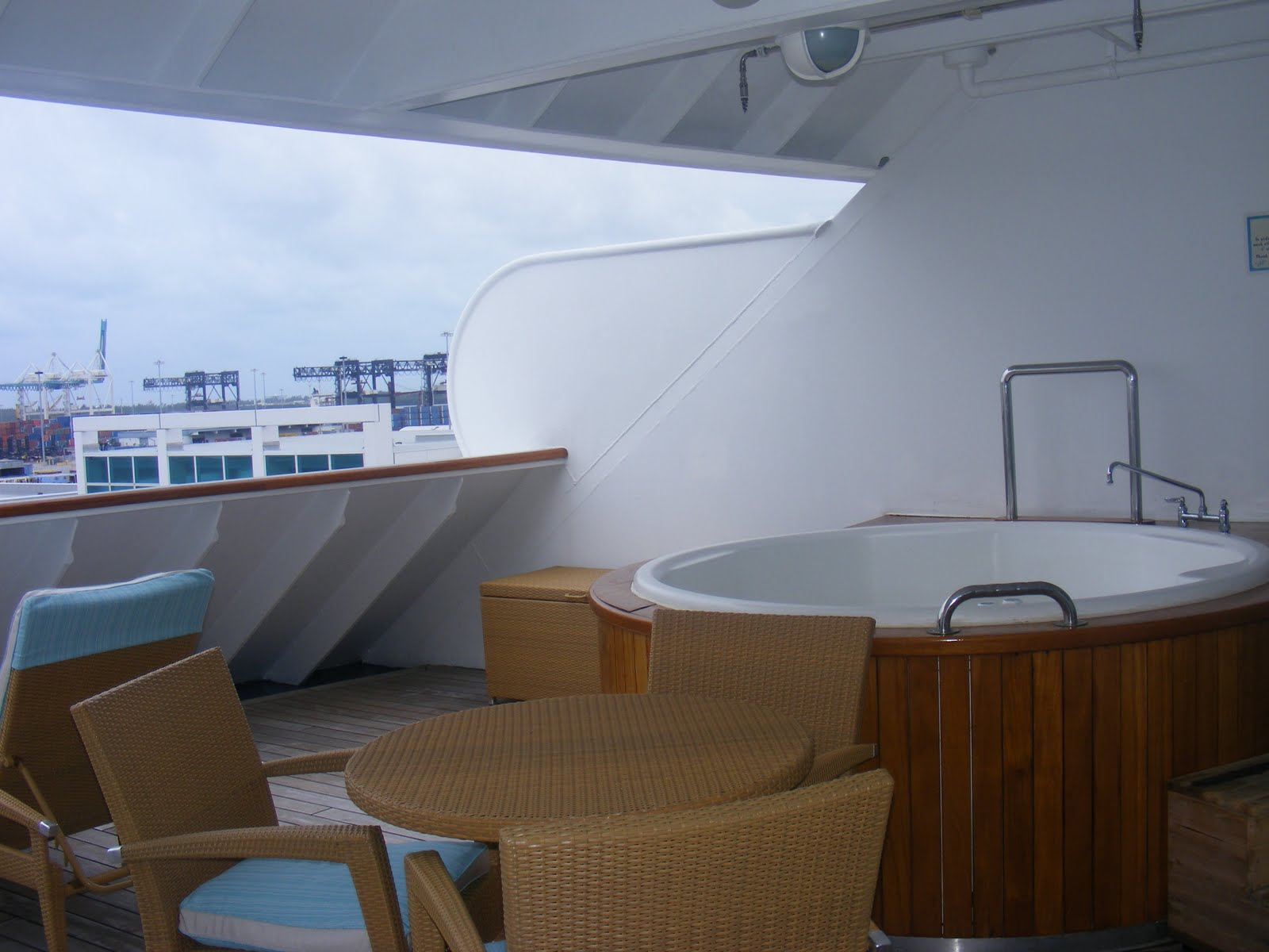 Family Cruise News Norwegian Sky Pampering In The Owner