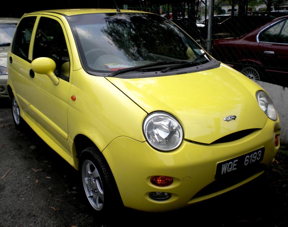 Perniagaan Motor Bintang Jaya Lot 10 Sold Chery Qq Very Low Mileage 21 Xxx Km