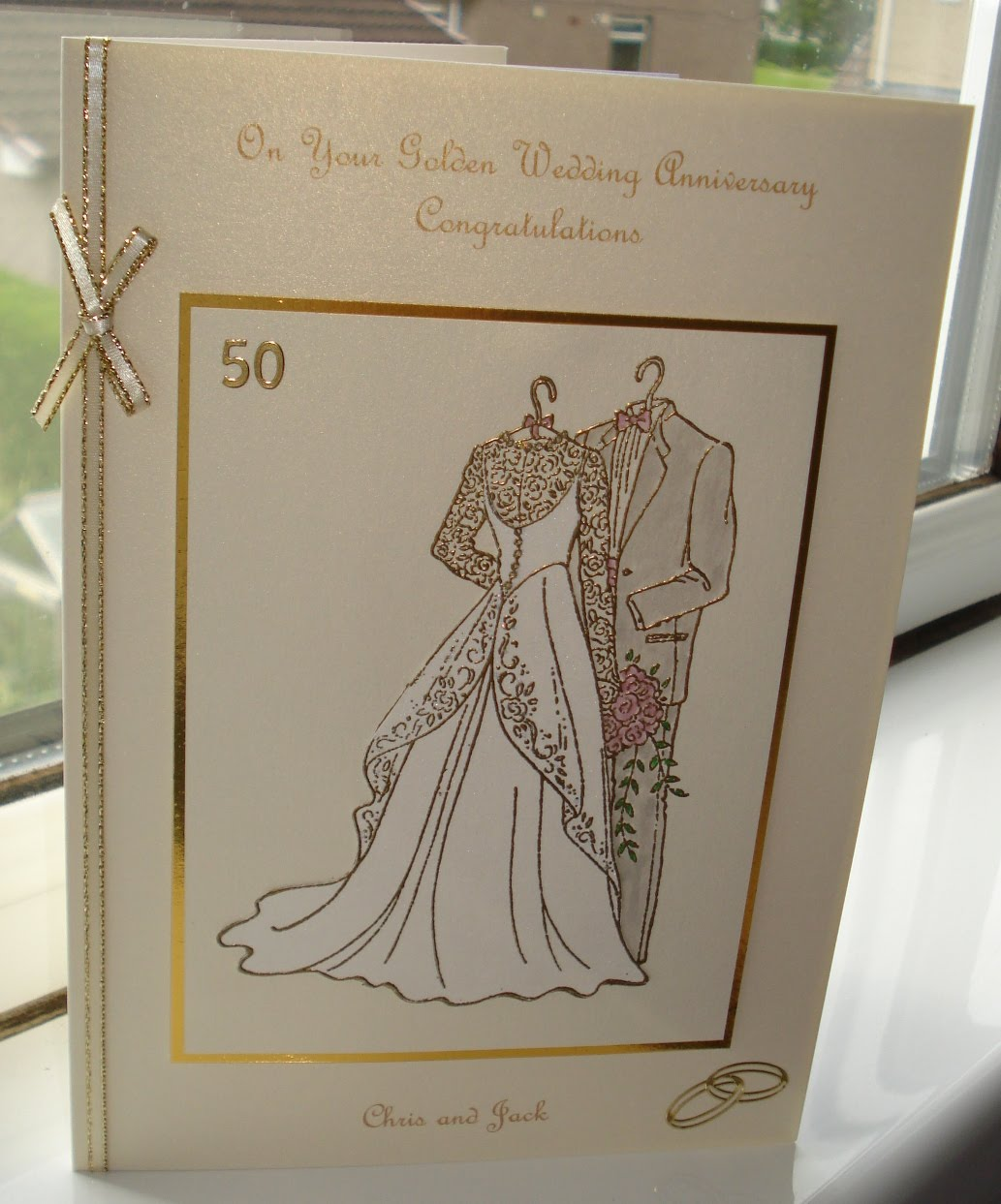 70th Wedding Anniversary Gift: My Crafty Haven: 70th Wedding Anniversary