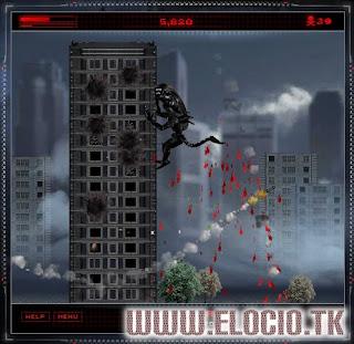 Juego Online Alien Vs Depredador
