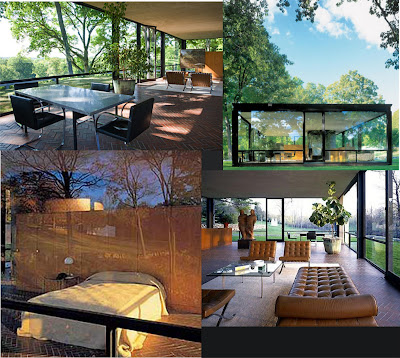 home sweet home philip johnson the glass house new canaan connecticut usa 1949. Black Bedroom Furniture Sets. Home Design Ideas