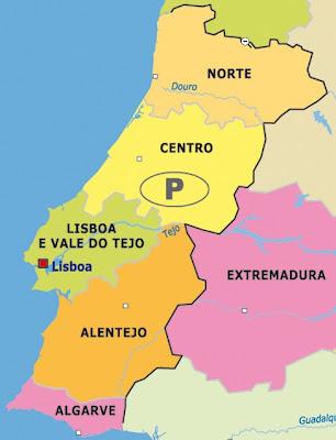 Resultado de imagem para regionalização cinco regiões administrativas
