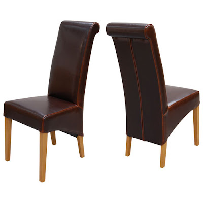Site Blogspot  Leather Furniture on Mteriors  Leather Dining Chairs