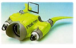 Kamera Underwater Diving